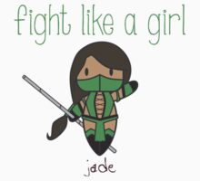 Fight Like a Girl | Friend Warrior Kids Tee