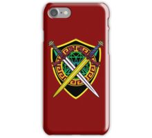 Sword and Shield iPhone Case/Skin