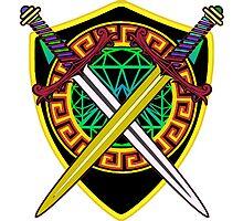 Sword and Shield by amirshazri