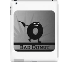 Bad Donut Game Collection iPad Case/Skin