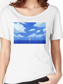LOST IN A DREAM Women's Relaxed Fit T-Shirt