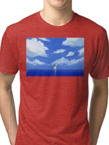 LOST IN A DREAM Tri-blend T-Shirt