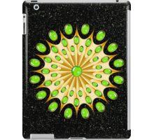 Mandala Gold and Emeralds iPad Case/Skin