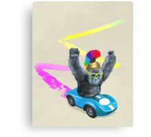 Go Ape! Canvas Print