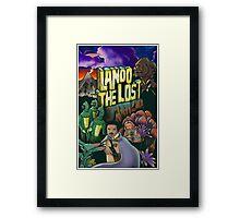 Lando The Lost Framed Print