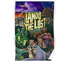 Lando The Lost Poster
