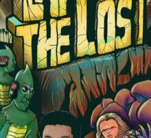 Lando The Lost Sticker