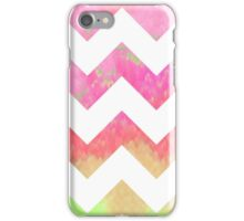 Chevron Bonbon iPhone Case/Skin