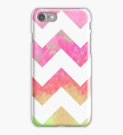 Chevron Bonbon iPhone Case/Skin