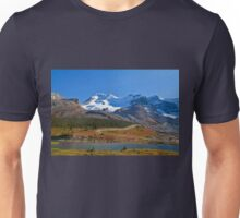 Canada. Columbia Icefield. Unisex T-Shirt