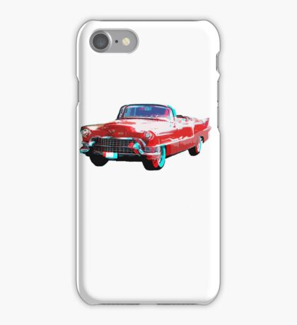 3D Cadillac iPhone Case/Skin