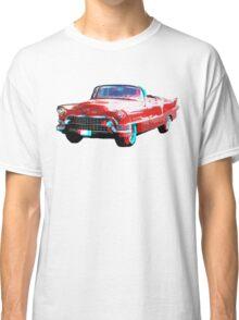 3D Cadillac Classic T-Shirt