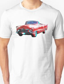 3D Cadillac Unisex T-Shirt