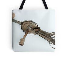 Antique Eggbeater Tote Bag