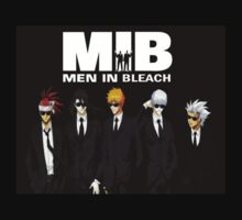 Men In Bleach (MIB) by Joshpaarker