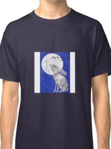 March Moon Gazing Hare Classic T-Shirt
