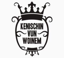 Kenischin vun Woinem (schwarz) by IkarusArt