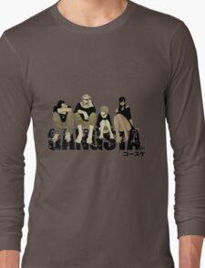 Gangsta anime manga Long Sleeve T-Shirt
