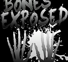 Bones Exposed Of Mice & Men  by featherarrows
