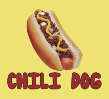 Chili Dog by Alsvisions