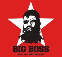 Big Boss by bleachedink