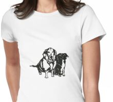 Rudy and Roxy Womens Fitted T-Shirt