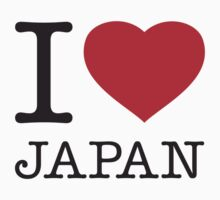 I ♥ JAPAN by eyesblau