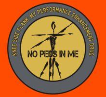 Knee Side Plank - My Performance Enhancement Drug Kids Tee