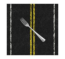 Fork In Road by AmazingMart