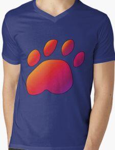 Lion's paw  Mens V-Neck T-Shirt