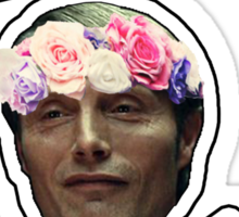 Sassy(C)Hannibal Sticker