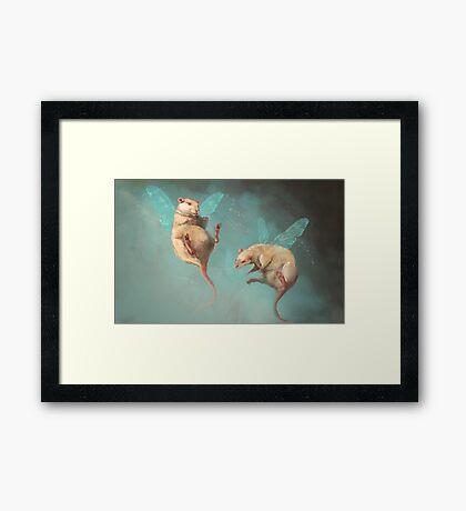 Fairies Framed Print