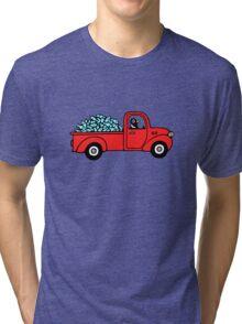 The Big Fish Robbery Tri-blend T-Shirt