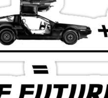 Future Formula Sticker