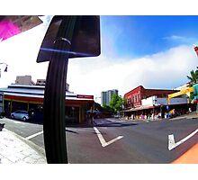 downtown honolulu Photographic Print