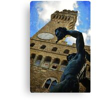 Details from Firenze Canvas Print