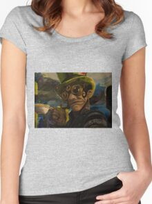 Mad Hatter Women's Fitted Scoop T-Shirt