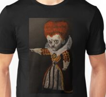 The Queen of hearts Unisex T-Shirt