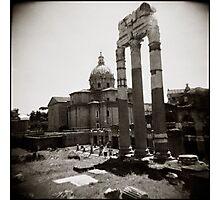 { ancient ground } Photographic Print