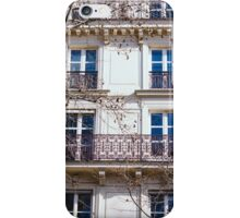 Parisian Building iPhone Case/Skin
