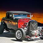 1932 Ford HiBoy Coupe by DaveKoontz
