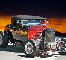 1932 Ford HiBoy Roadster by DaveKoontz