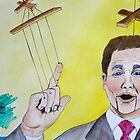 Nick Clegg by Holly Daniels