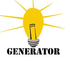 Idea Generator by Timothyoleary