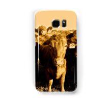 The Herd  Samsung Galaxy Case/Skin