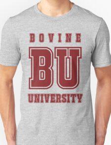 Bovine University - Simpsons T-Shirt