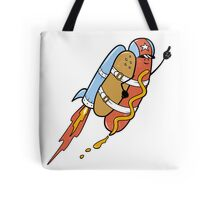 The Fastest Food Tote Bag