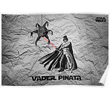 Darth Vader Pinata  Poster