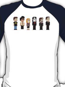 8-Bit IT Crowd T-Shirt