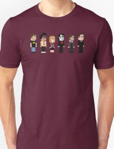 8-Bit IT Crowd Unisex T-Shirt